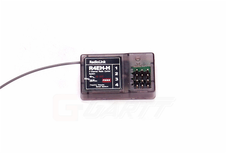 Radiolink 2.4GHz 4 CH R4EH-H Receiver for RC3S Transmitter