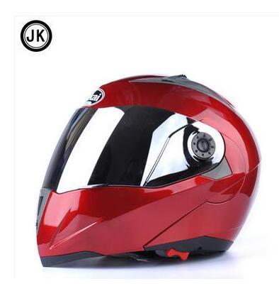 Casco De Motocicleta Jiekai 105 Casco De Moto Lente Doble Helmetenv iaigu Gratis casque De Moto Capacete De Moto