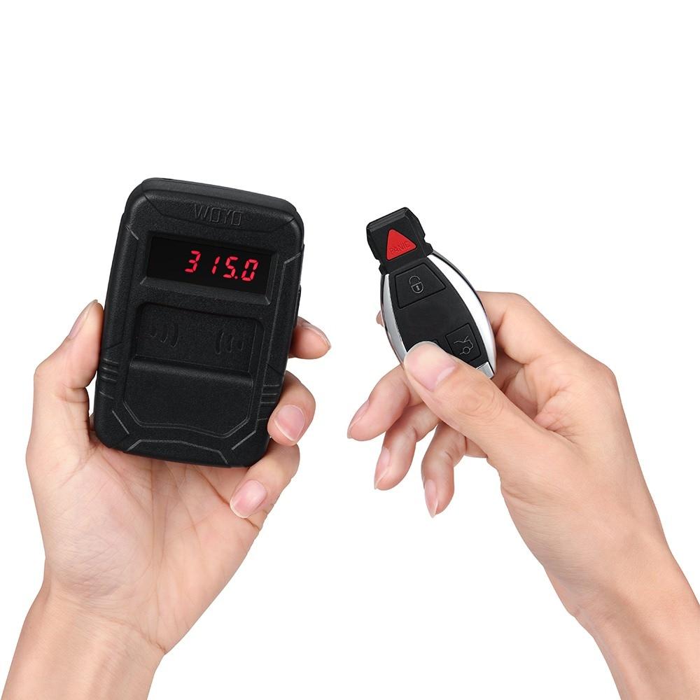 Diagnose-Tool Auto Key Digitale Frequenz Tester IR Infrarot Fernbedienung Tester RF Fernbedienung Drahtlose Frequenz Zähler