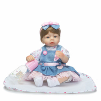 Reborn Babies Dolls Cute Newborn Girl Baby