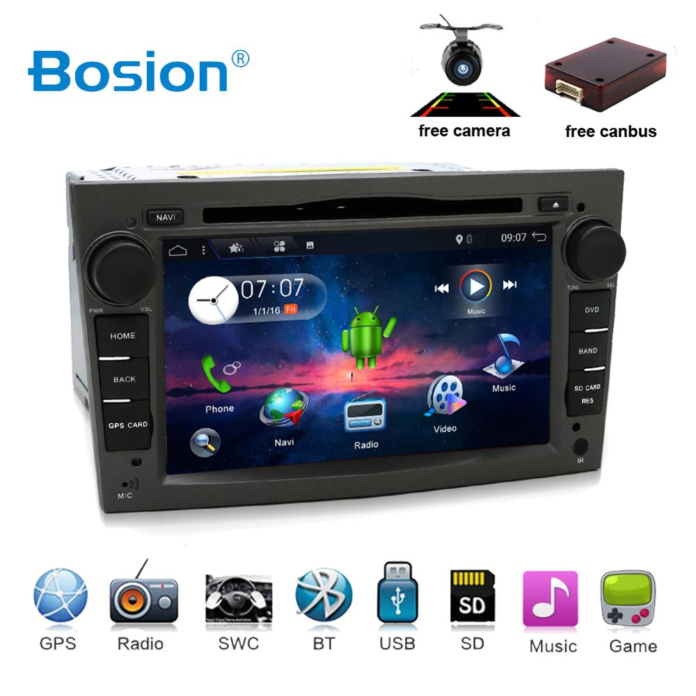Octa Core 2 din Android 8 1 Car tape recorder GPS DVD Player For Opel Astra