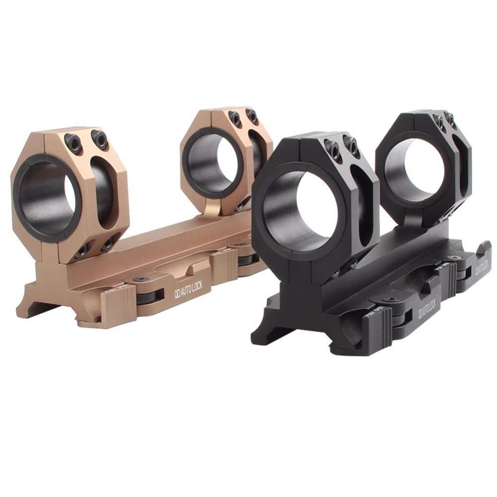 25 30 30 Helloworld: AD Scope Mount 25.4mm / 30mm Dual Ring Heavy Duty Range