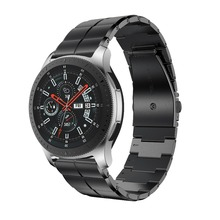 Stainless Steel Strap for Samsung Gear S3/S3 Frontier Classic Band 22mm Width Metal Galaxy 46mm Watch