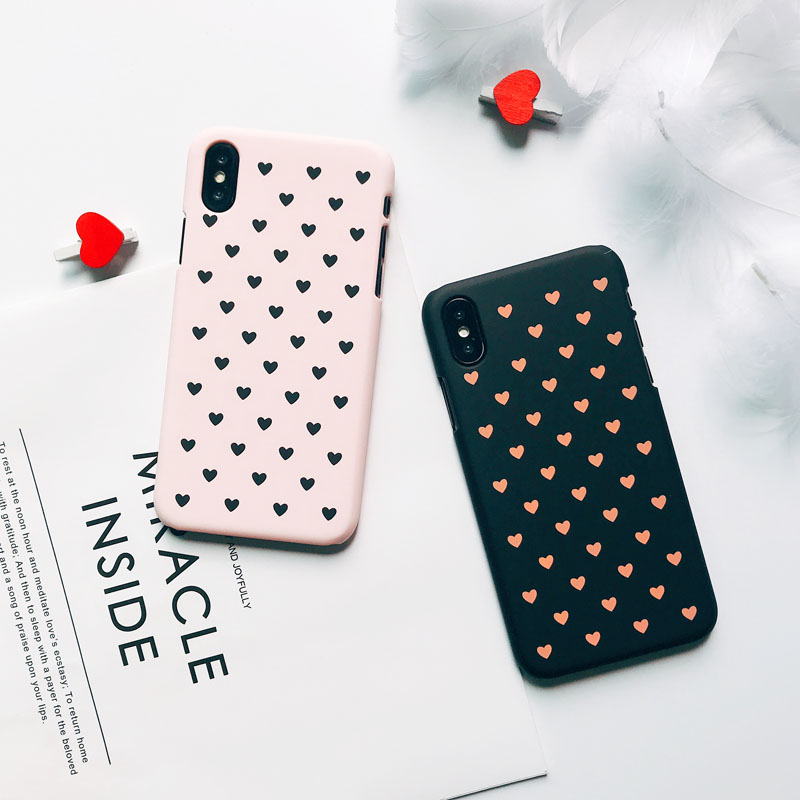 Texture - Matte Phone Case For iPhone