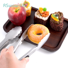 9 Stainless Steel Food Clip Multifunctional Bread Outdoor Barbecue Meat Buffet Dishes Home Kitchen Tools