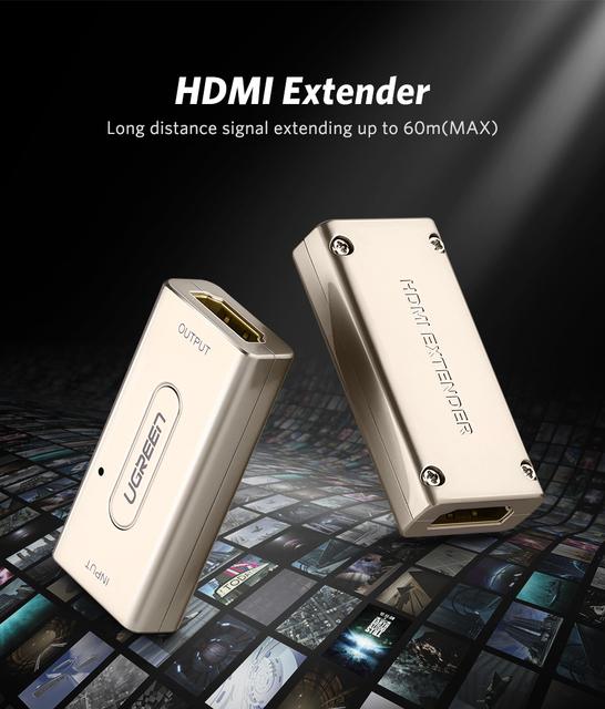 Long 1080 HDMI Extender