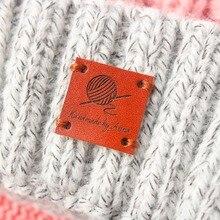 In pelle Tag, personalizzato tag, maglia etichette, Nome Personalizzato, Nome Personalizzato, Design Personalizzato, nome di Tag, Vintage (PB1515)
