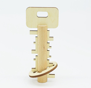 Image 3 - 3D Hout Puzzels Iq Brain Teaser Houten Grijpende Spel Speelgoed Jigsaw Intellectuele Leren Educatief Voor Volwassenen Kids Gift