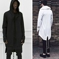Itsameal Fashion Hoodies Men Hooded Cloak Plus Long Shawl Double Coat Assassins Creed Assassins Creed Jacket Oversize Streetwear