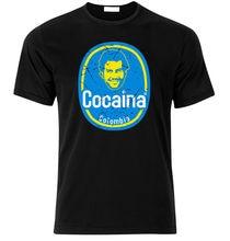 8718f5d65 Pablo Escobar Plata O Plomo Colombia Kartel COCAINA T-SHIRT T Shirt S-XXL