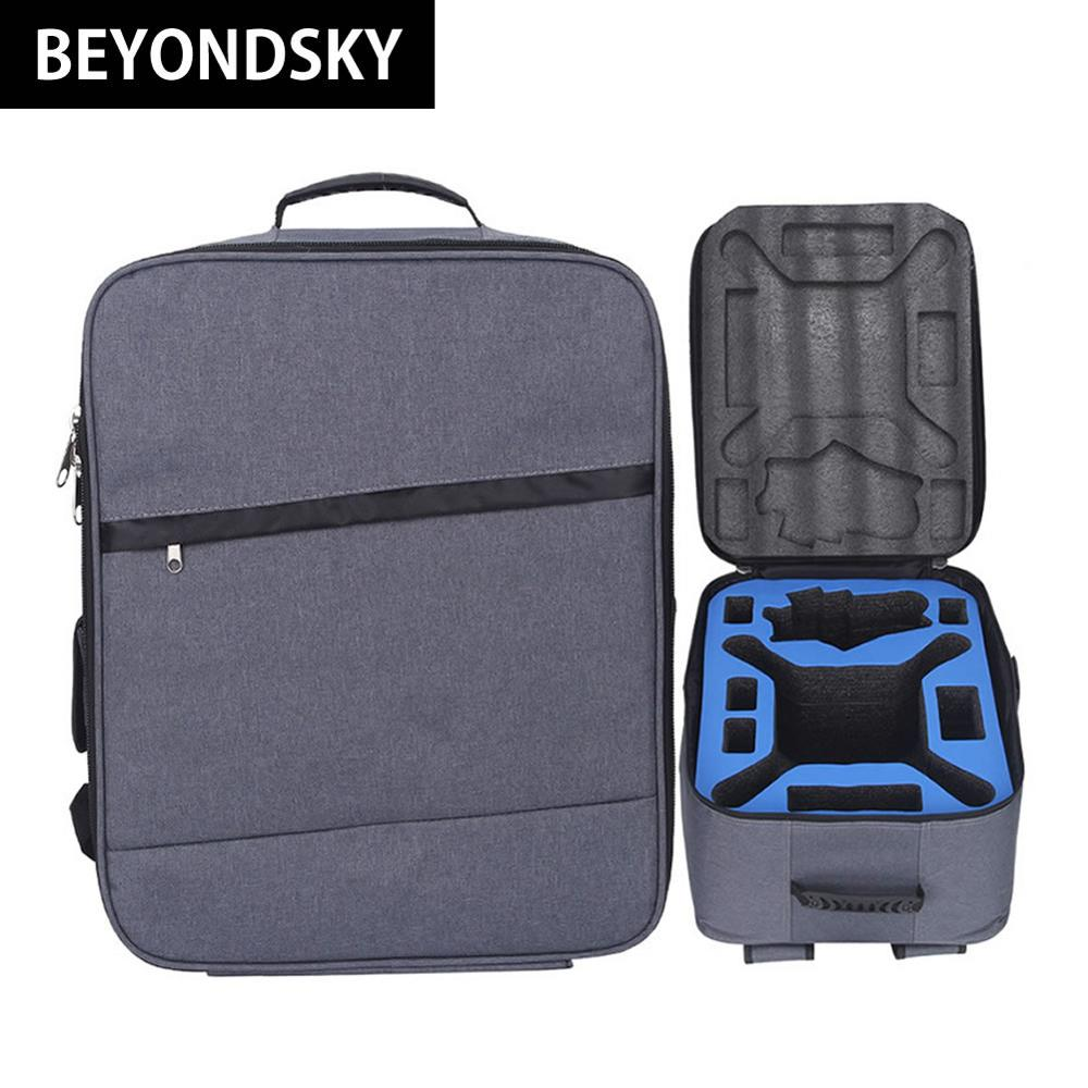 DJI Drones Phantom 3 Advanced RC Quadcopter Backpack PHANTOM 4 Case Universal Waterproof Carry Case For Phantom 4/PRO/PRO+ 2.0V