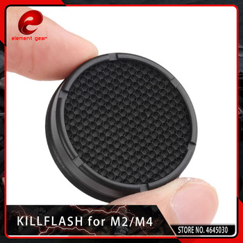 Element Airsoft Rifle Killflash Kill Flash for M2 Red Dot Series Fit Military Type 30mm Red / Green Dot Sight Scope Protector jj airsoft m2 red dot tan