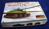 Assemble PH35005 1/35 Russia 279 Engineering Nuclear Tank Blocks Kits