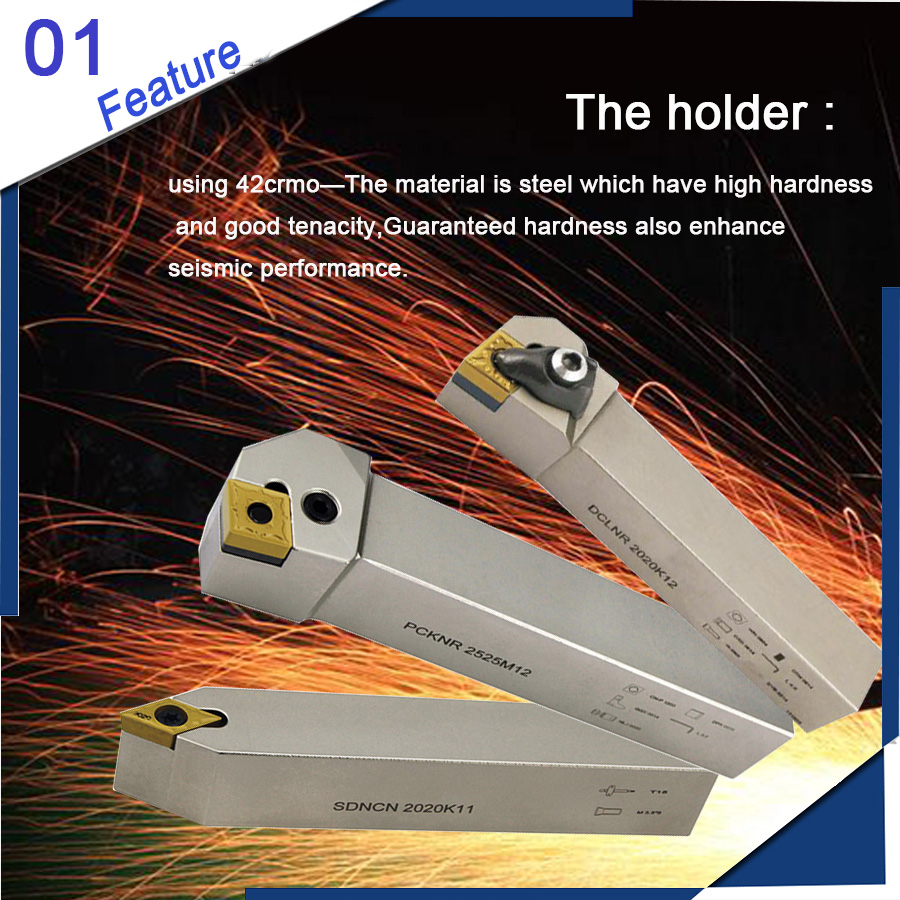 Cheap turning tool holder