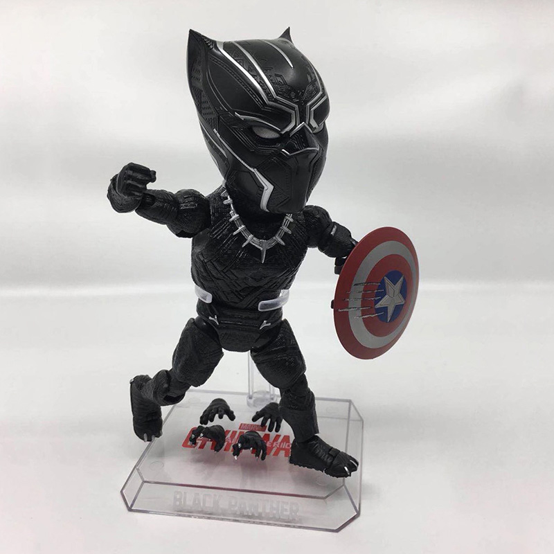 Aliexpress.com : Buy Avengers Black Panther Variant Action Figure 1/8 scale painted figure