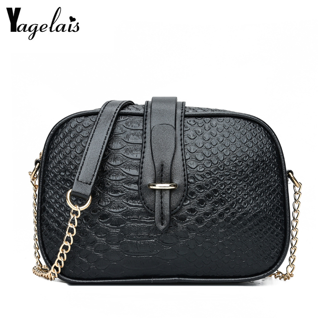 Women Shoulder Bags Vintage Serpentin Flap Soft Leather Crossbody Bag  Ladies Designer Female High Quality Messager Totes f69638928391