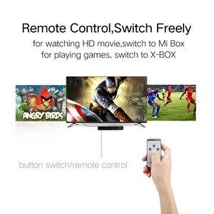 Image 2 - Ugreen HDMI Splitter 3 พอร์ต HDMI Switch Switcher พอร์ต HDMI สำหรับ XBOX 360 PS3 PS4 สมาร์ท Android HDTV 1080 จุด 3 อินพุต 1 เอาต์พุต 4 พัน
