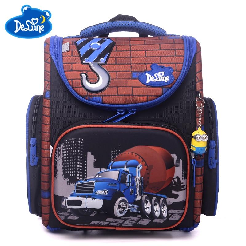 children school bags orthopedic schoolbag backpack kids school backpacks boys Girls Primary school backpacks bookbags sac enfant