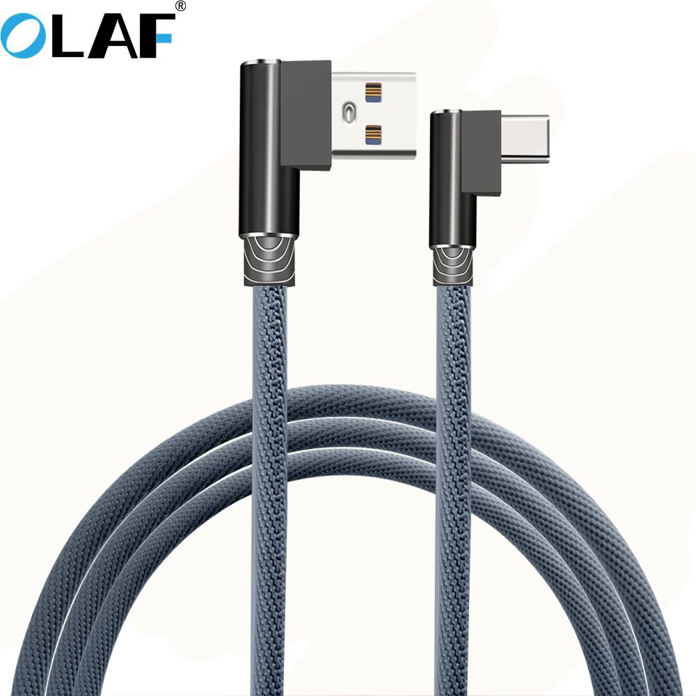 Olaf Fast Charger USB Type C Cable for Xiaomi Mi5 Type-C Fast Charging Data Cable for Samsung Galaxy S8 Nexus 5X 6P OnePlus 2 3