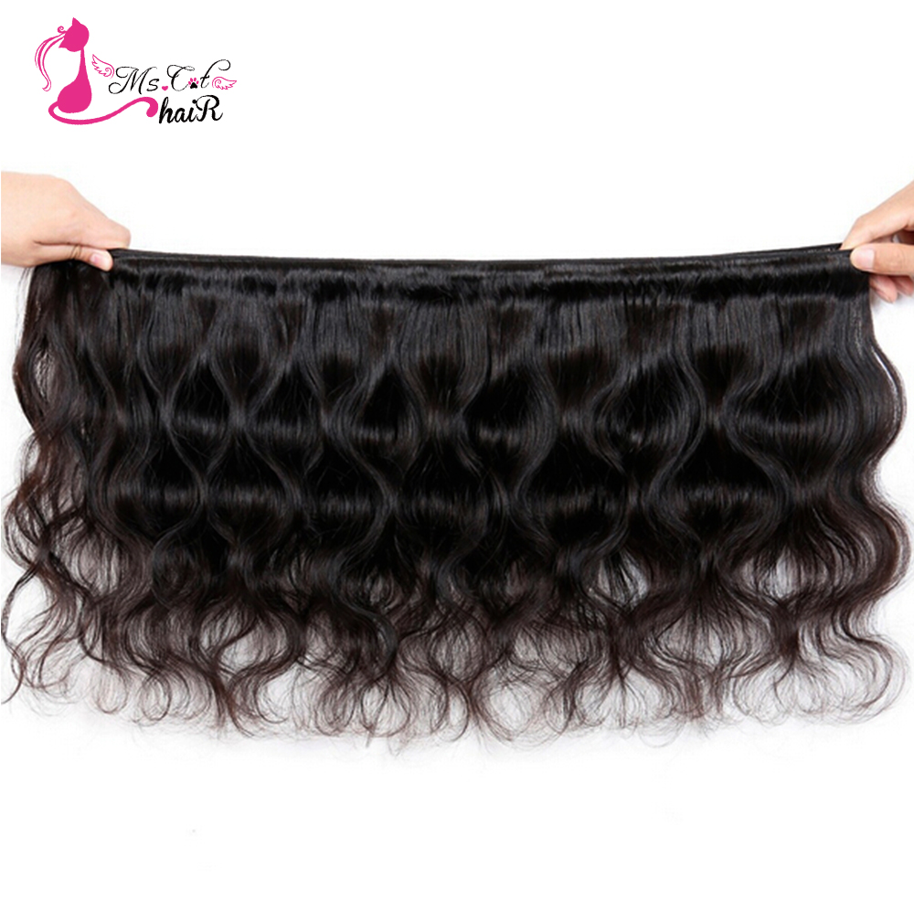 BODY WAVE OPENING  Ms Cat Hair Brazilian Physique Wave 1/three/four Bundles 100% Human Hair Brazilian Hair Weave Bundles Eight – 26 inch Non Remy Hair Extensions HTB1tCD4gyMnBKNjSZFCq6x0KFXat