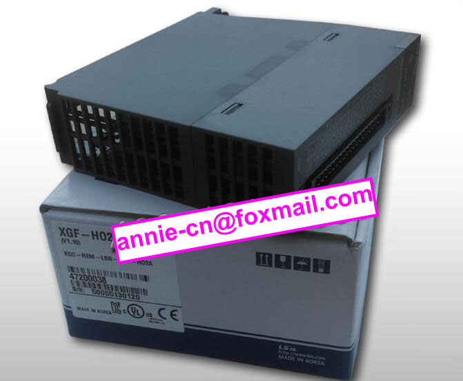 100% New and original  XGF-HO2A( XGF-H02A)  LS(LG)  Special module,High-speed counter module