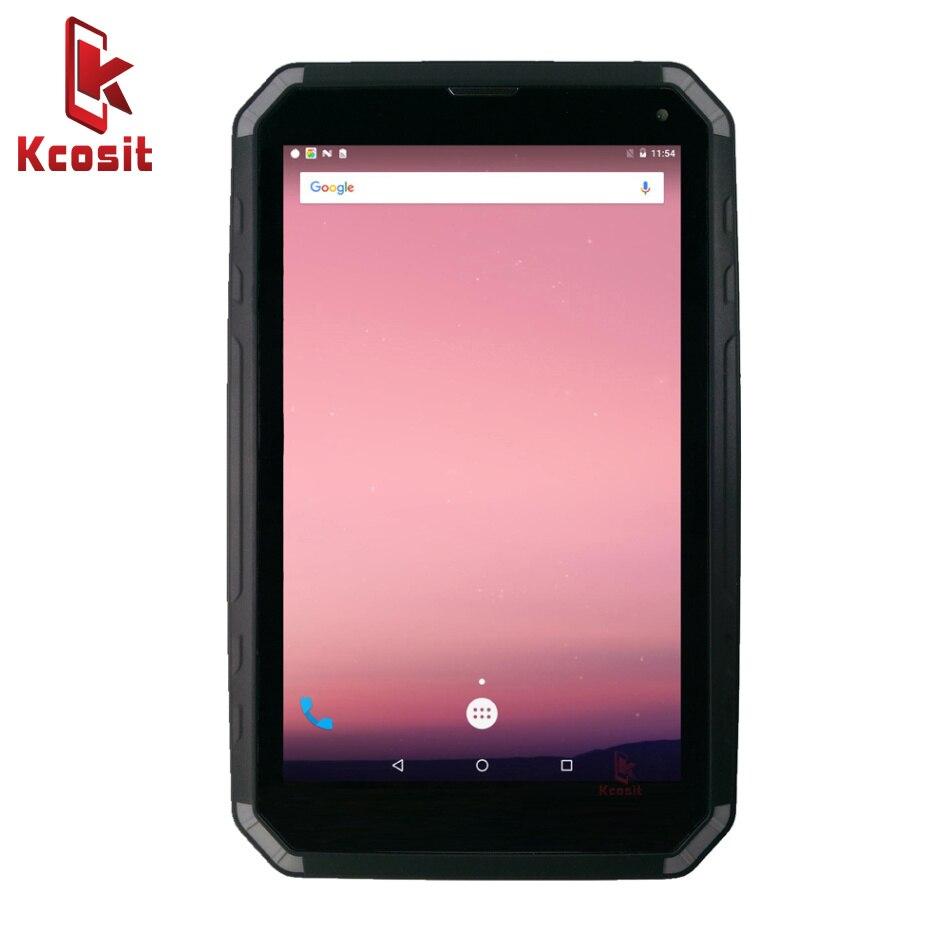Industrial Rugged Tablet Mobile 4G Lte PC IP67 Waterproof Mini PC Slim MTK6753 Qcta Core GPS OTG 3GB RAM 32GB ROM 8500mAH