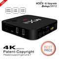 MXIII-G II Android TV Box 2G 32G Amlogic S912 Octa Core Android TV kodi Smart TV Box WiFi BT 4.0 Set Top Box PK beelink gt1 TB03