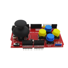 Gamepads JoyStick Keypad Shield  nRF24L01 Nk 5110 LCD I2C