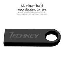 TECHKEY usb flash drive 64GB 32GB 16GB 8GB 4GB pendrive waterproof u disk