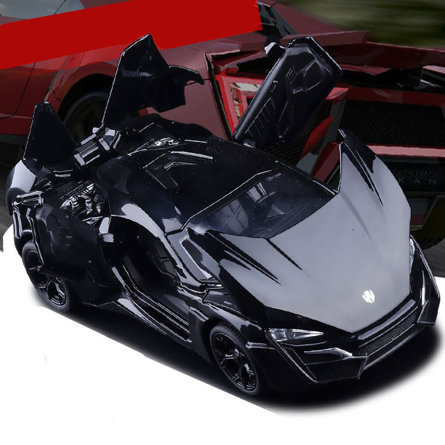 Aliexpresscom Buy Lykan HypersportFast Furious Super Cars - Fast reliable cars
