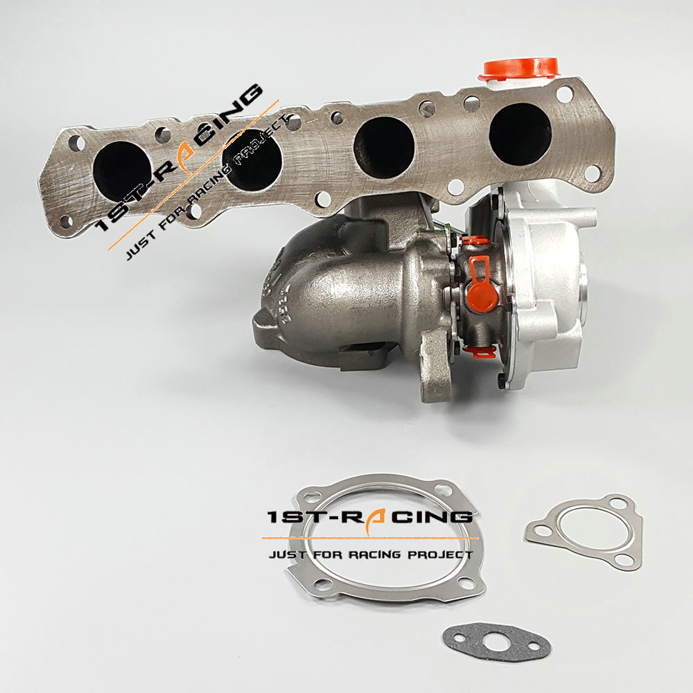 US $450 0 |Billet Turbo F21T & Cast Manifold for Audi A3 TT VW Golf MK4 GTI  Seat Leon 1 8 T-in Turbo Chargers & Parts from Automobiles & Motorcycles