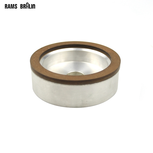 100*32*20*10*3mm Cup-shaped Diamond Abrasive Grinding Wheel for Alloy Steel Ceramic Glass Jade CBN Grinding
