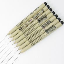 1 PCS High Quality Art Markers Portable Drawing Ultra Fine Line Pen Good Chemical Resistant Pens Painting New Needle Pen