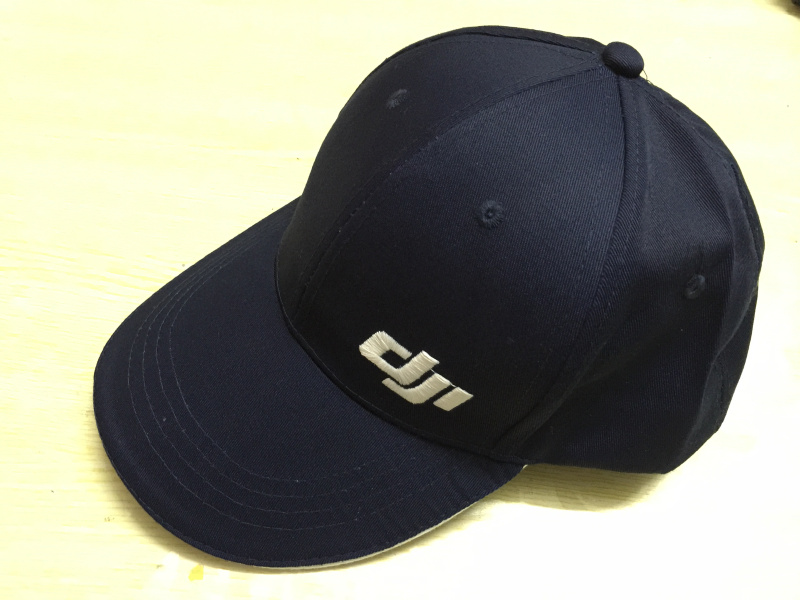 RC Toy Model Aircraft Accessories Adjusted Free Size DJI Luminous Commemorative Hat Cap (Limited Edition)