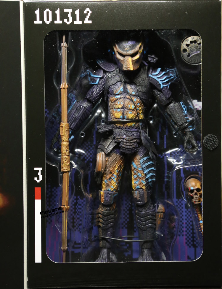 NECA Predators 2 PVC Action Figure Collectible Model Toy Classic Toys 7 18cm
