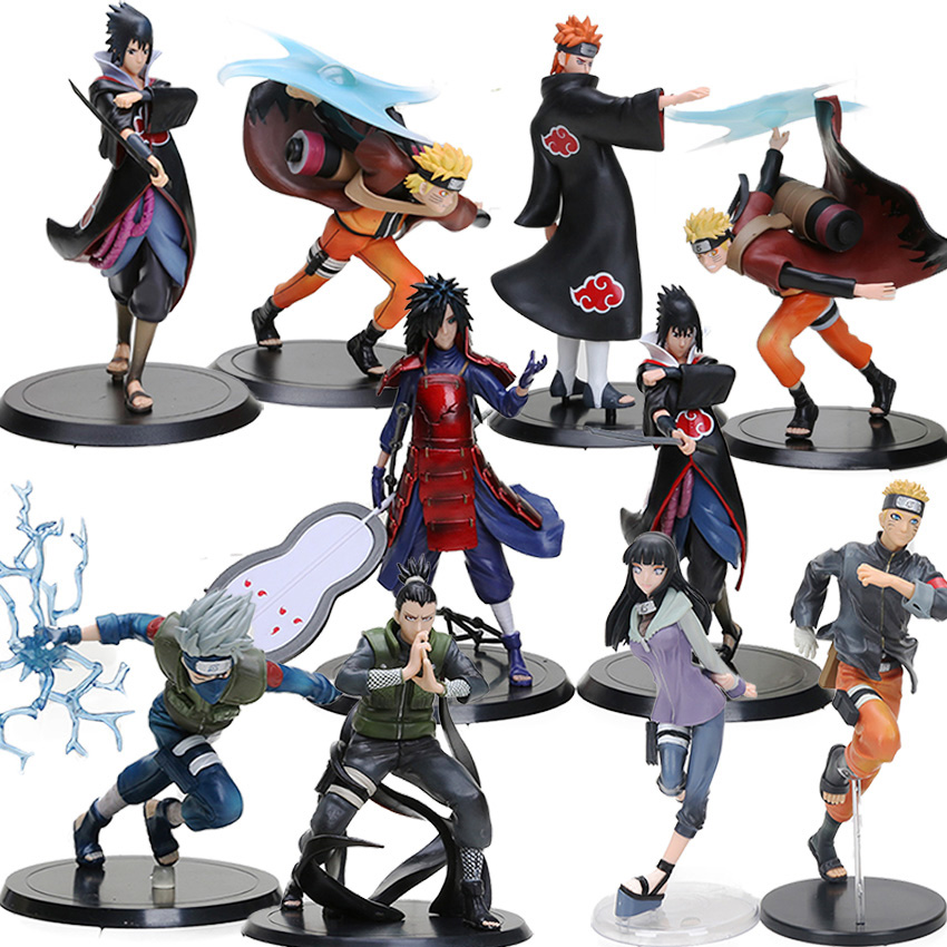 "Naruto Shippuden 4/"" NEUF QUEUES de Chakra Mode figure-Comme neuf in Box San Diego comic-con Exclusive"
