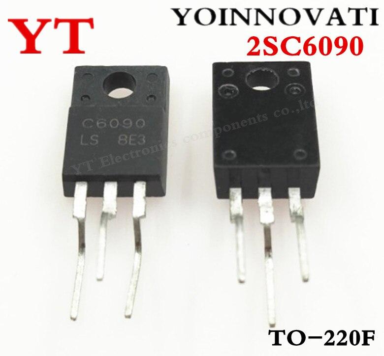 Details about  /10pcs 2SC6090LS TO-220F C6090 TO-220 2SC6090 TO220F 6090LS line pipe original