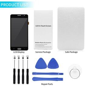 Image 5 - Para Samsung Galaxy G550T G5500 G550FY On5 LCD Screen Display Touch com Digitador Frente Vidro peças de Montagem de Peças de Reposição