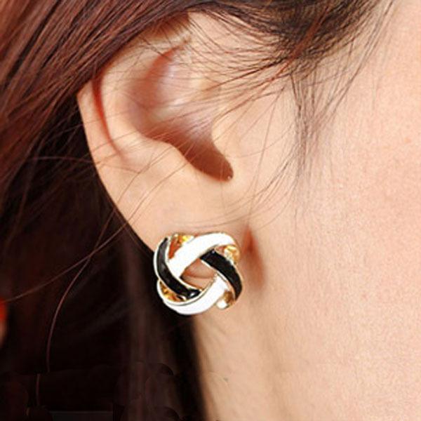 Simple Hollow Earrings for Women