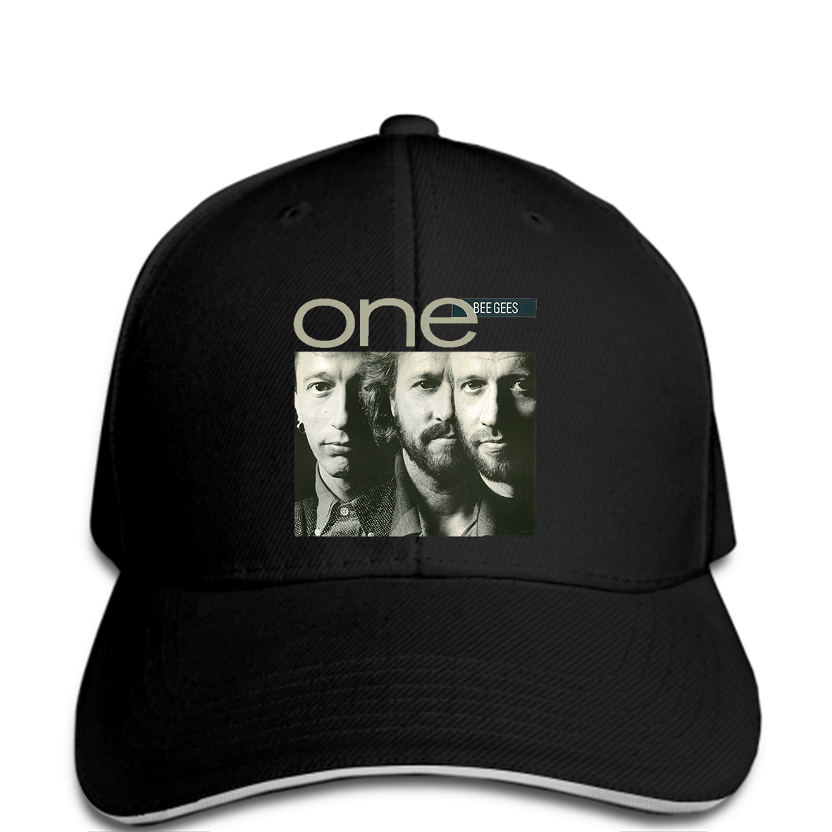 Men's Hats S New Fashion Baseball Cap Bee Gees One Pop Music Group Legend L Casual Sh