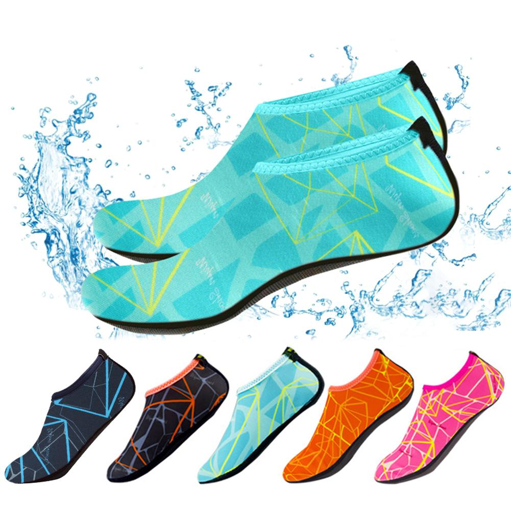 Shoes Snorkeling-Socks Socks Surf Swim-Fins Quick-Dry Non-Slip Coral Yoga