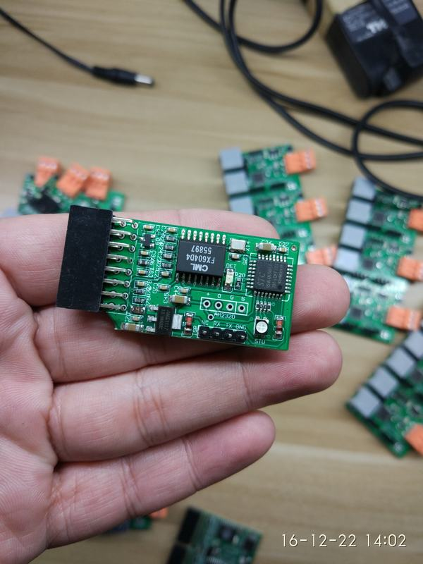 лучшая цена GM300 Dedicated APRS DIGI Digital Relay Board