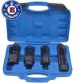 4pc Diesel Oxygen Sensor 22mm/27mm/28mm Injector Euro-type Socket Set