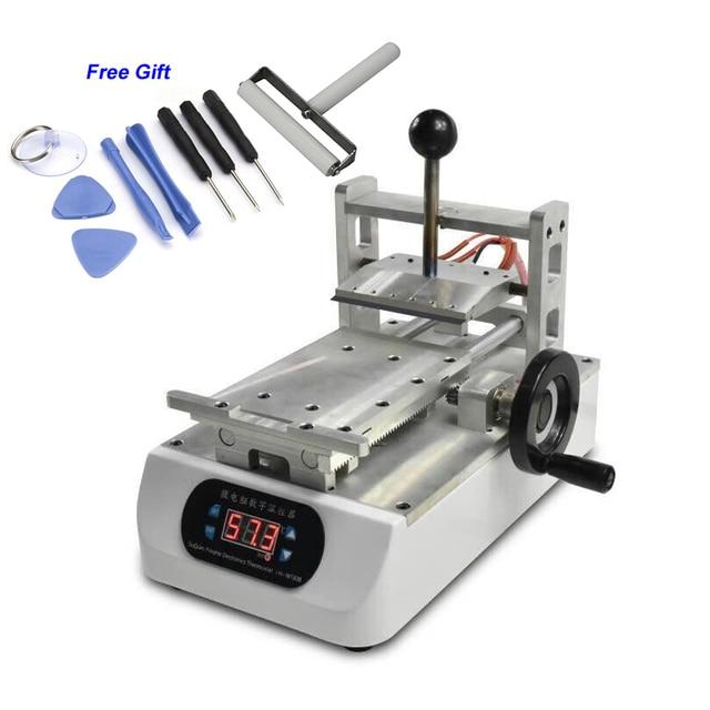 Universal LY 903 OCA Hand Wheel Type Glue Remover Machine Non Mould 220V 110V LCD Repair Tools