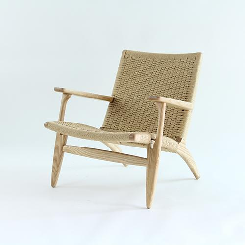 Ordinaire Rattan Lounge Chair Nordic Simple Wood Furniture Creative Seat Recliner  Sofa Chair Modern Japanese Ash