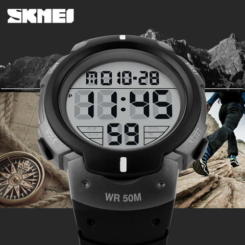 Fashion Men Sports Watches Clock Male LED Military Watch Waterproof Outdoor Dress Wristwatches Men Electronics Wristwatches Multan