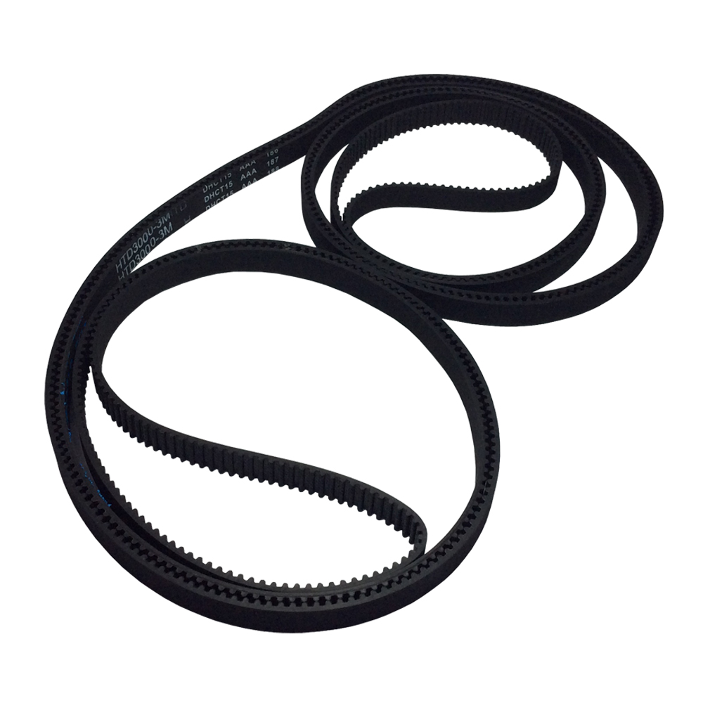 High Quality HTD 3M Synchronous Belt Length 3000mm Teeth 1000 Rubber Timing Belt Width 10mm in Closed Loop Arc Teeth Belt 1PcsHigh Quality HTD 3M Synchronous Belt Length 3000mm Teeth 1000 Rubber Timing Belt Width 10mm in Closed Loop Arc Teeth Belt 1Pcs