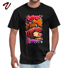 Men's T Shirts Cephalopods Printed T Shirt All Psychology Round Neck Westie Classic Tee-Shirt NEW YEAR DAY Drop Shipping недорго, оригинальная цена