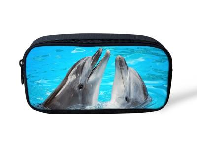 Us7 Vis 3d Afdruk Jongens Potlood Make Up Dier Dolfijn Voor School modeVrouwenMeisjes 49 Dame 25Off Tas Kinderen UVGqSzMp