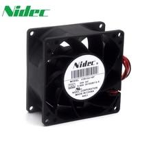 Nidec Original V35132-55 RA 8038 24 V 0.45A 8 CM capacidad eólica ventilador de la unidad